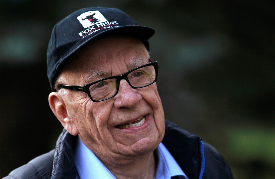 Murdoch slammed on Twitter after bid to take over Sky provisionally blocked