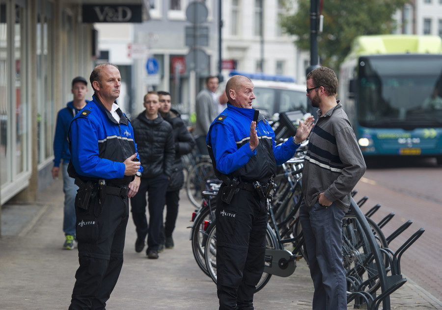 'They look too poor to wear that': Dutch police to 'undress' youths wearing clothes deemed fancy