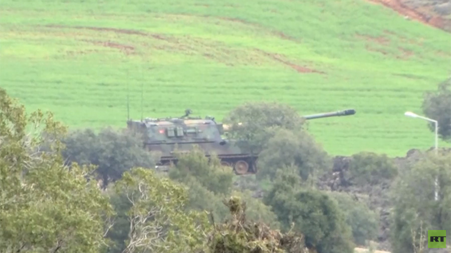 Germany halts decision on Turkish tank upgrade amid Afrin op, Ankara calls for 'solidarity'