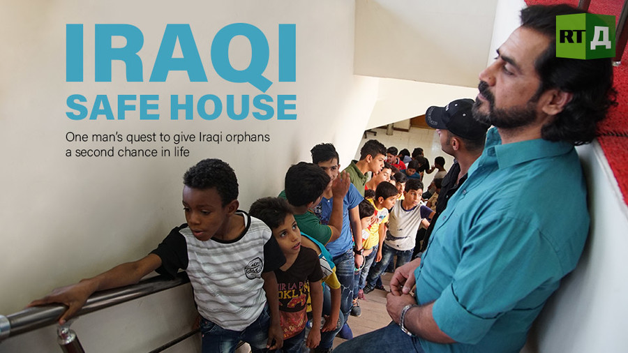 Iraqi safe house