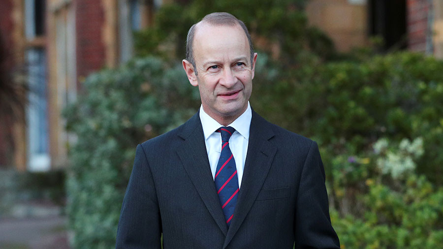 Henry Bolton refuses to stand down as crisis hit UKIP leader calls for Britain to 'drain the swamp'