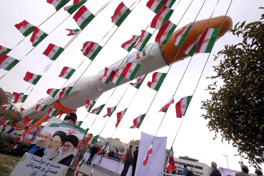'Ain't your business': Iran defends right to missiles after France warns of possible sanctions