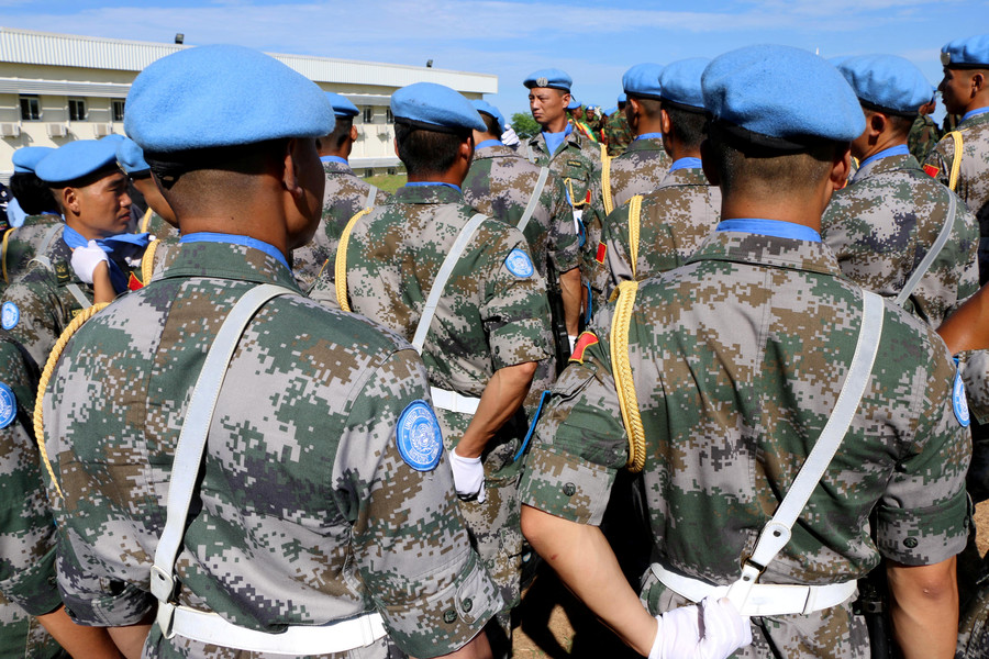 UN peacekeepers told to use more force, despite history of sexual abuses and cover-ups
