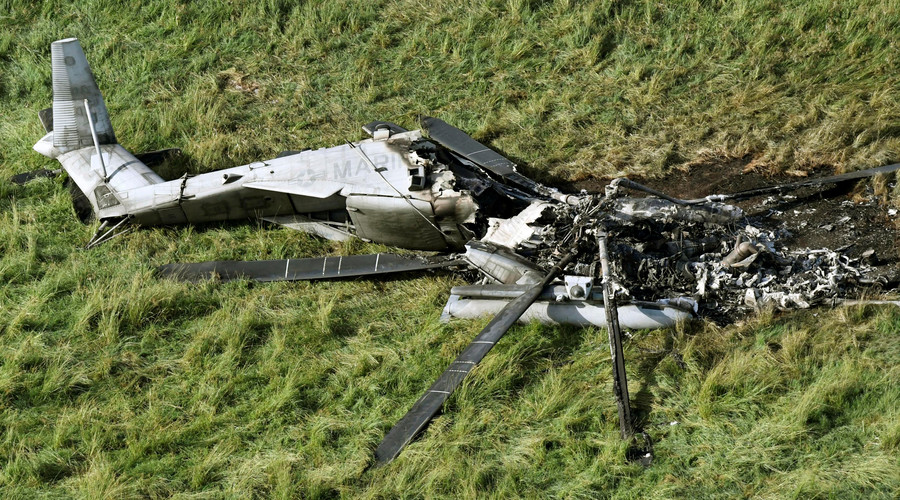 At least 1 dead as Japanese helicopter crashes yards from kindergarten (PHOTOS, VIDEOS)