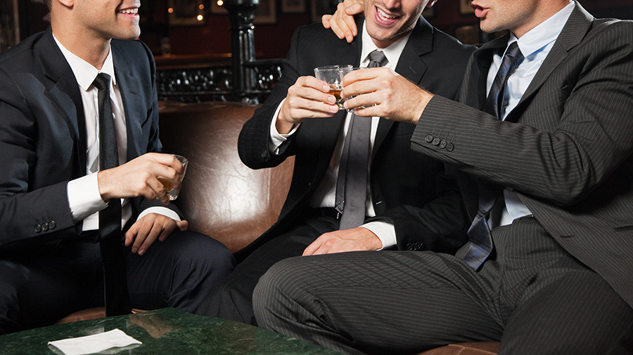Flash dinner: Men-only charity event for UK elite exposed for debauchery & sexual harassment