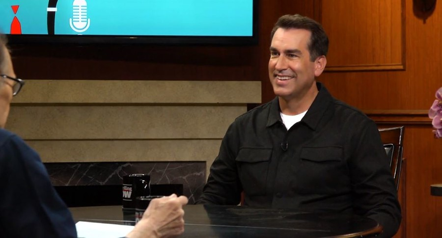 Rob Riggle on '12 Strong,' John Oliver, & the NFL playoffs