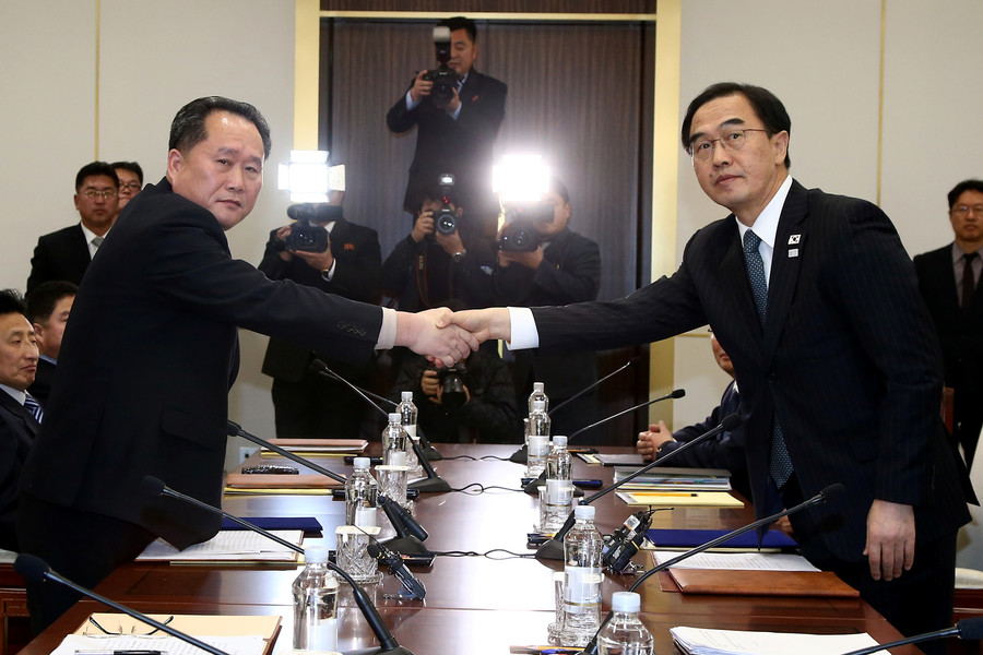 Korean 'Olympic truce' fosters hope for detente, but would current world order allow it?