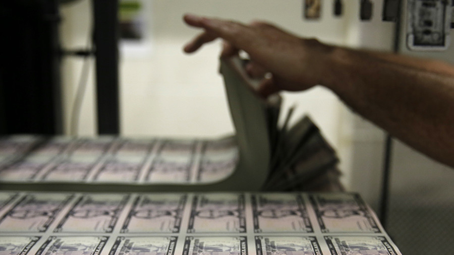 US dollar crashes to 3yr lows against major currencies