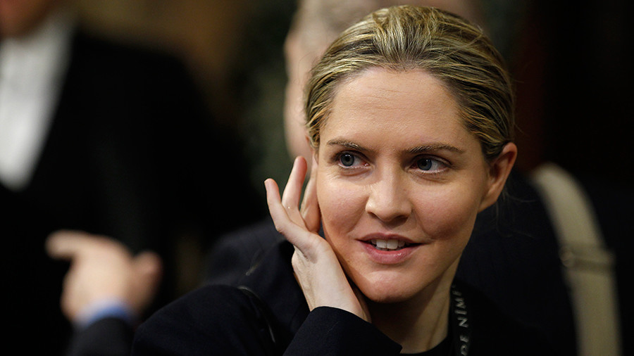 #MeToo movement is 'Kremlin propaganda' says Russiagate conspiracy theorist Louise Mensch