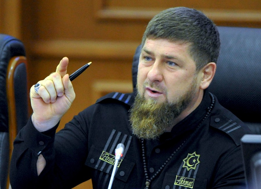 Chechen leader Kadyrov praises Putin's support for Islam