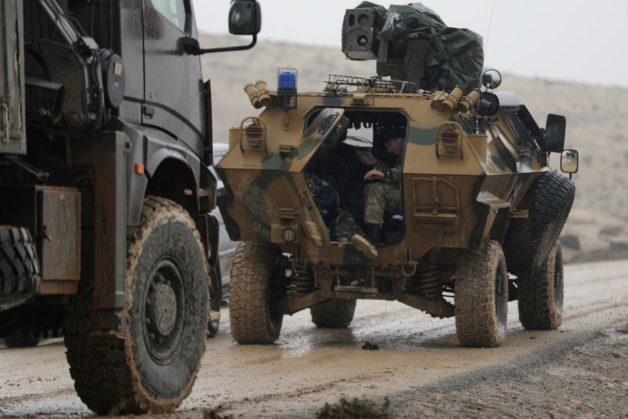 US troops in Kurdish uniform may be targeted by Olive Branch forces – Turkish Deputy PM