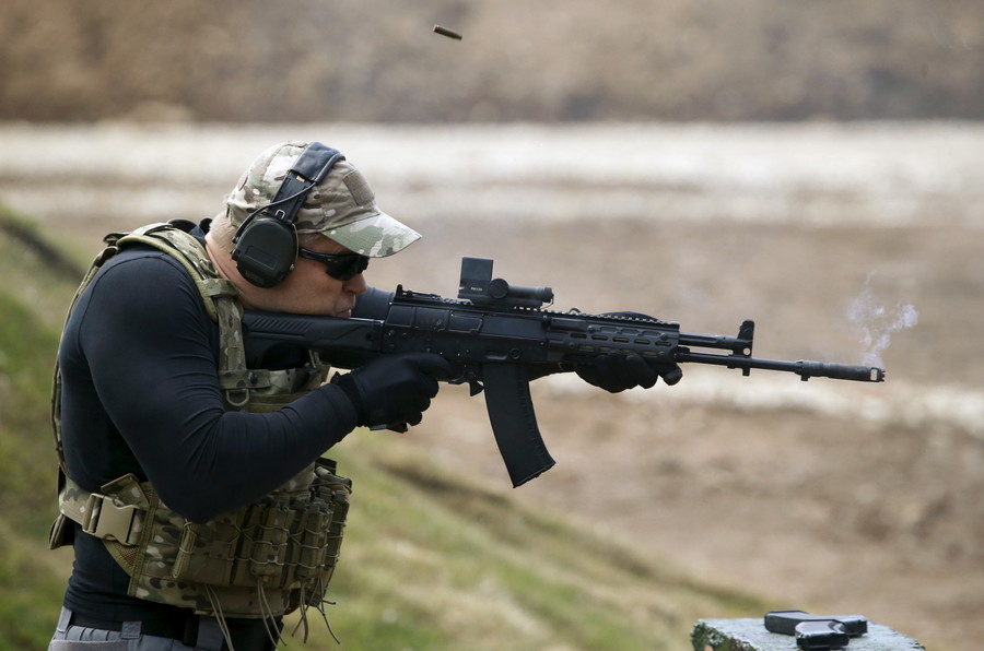 Russian army to get next-generation Kalashnikovs