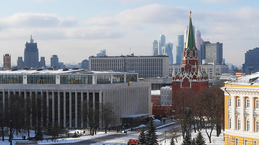 US Treasury's 'Kremlin List' proves ignorance is bliss for Washington