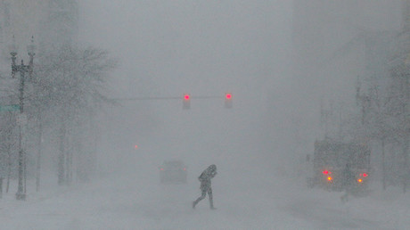 'Bomb cyclone' hits Boston: Severe flooding, 20k without power across Massachusetts (VIDEO, PHOTOS)