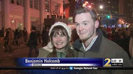 Fake news? Atlanta news org changes man's name during NYE coverage