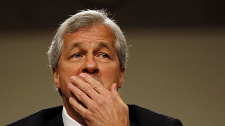 JPMorgan Chase Chairman and CEO Jamie Dimon. © Larry Downing