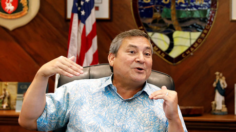 Pranksters assure Guam governor Ukrainian missiles they 'sold' to N. Korea are too faulty to fly