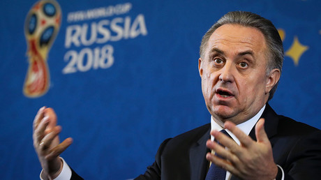 Mutko appointed to UN organizing committee days after stepping down as RFU head