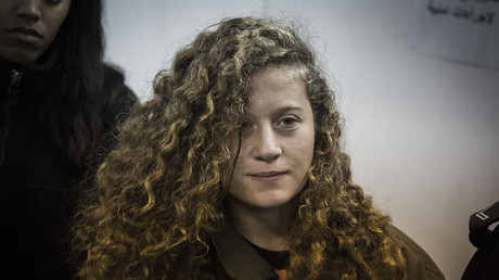 Ahed Tamimi. © Ilia Yefimovich/ Global Look Press