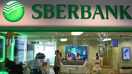Russia's Sberbank briefly emerges as richest bank in continental Europe