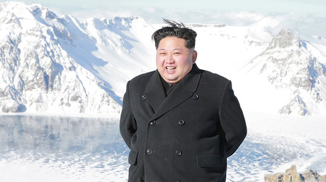 Kim Jong-un boasts N. Korea can withstand a century of sanctions