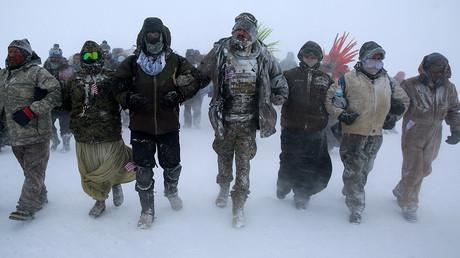 'High plains shifter, Part 2' – Standing Rock, ND