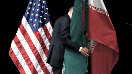 Iran to US: Surrender your nukes and then we'll talk ...