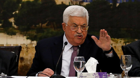 'Slap in the face': Abbas condemns Trump's 'deal of the century,' Israel's 'killing' of Oslo Accords