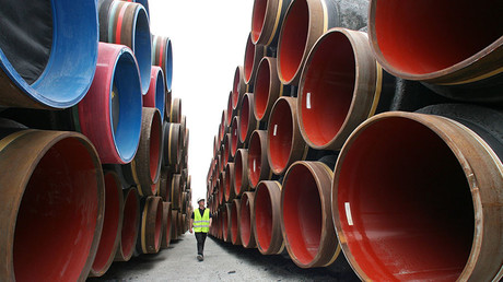 Germany green lights construction of Russian gas pipeline Nord Stream 2