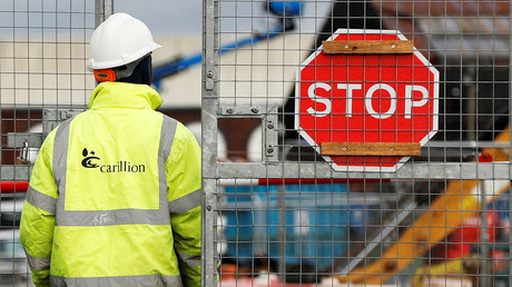Tory favors, pensions hole and 'blacklisting' workers - Carillion's slow and ignoble fall