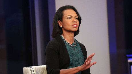 Former US Secretary of State Condoleeza Rice. © Rob Kim / Getty Images