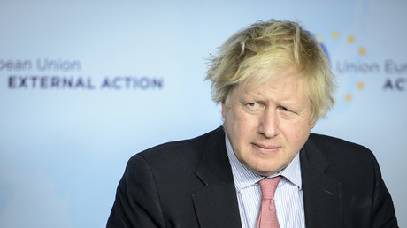 Boris Johnson is 'very excited' to discover he is related to syphilitic 18th-century Swiss mummy