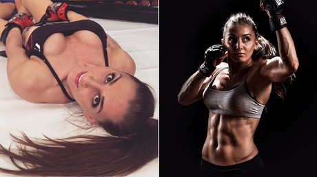 'I'm aiming for UFC belt and movie career' – rising MMA fighter Helena Kolesnyk (PHOTOS)