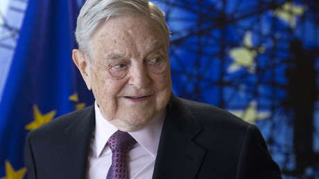 Soros predicts EU breakdown, warns of 'resurgent nationalist Russia'