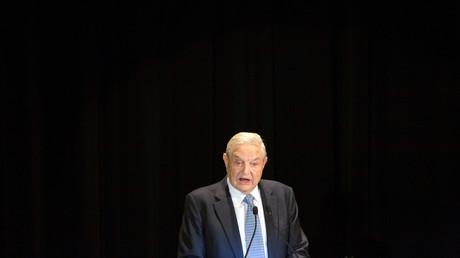 Soros predicts EU breakdown, warns of 'resurgent nationalist Russia'
