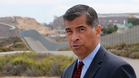 Attorney General of California Xavier Becerra. © Mike Blake