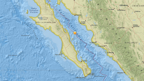 7.2 magnitude quake hits Mexico near Pacific coast