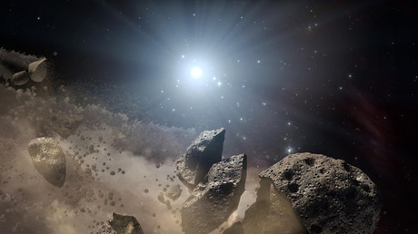 Space time capsules: Asteroids may hold secret to life on Earth