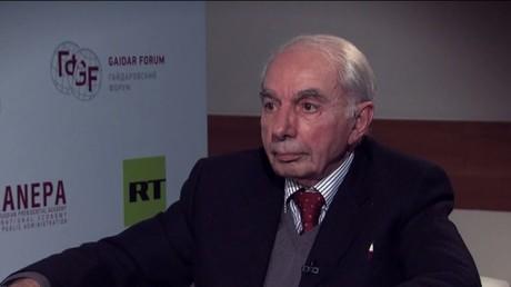 UK & Russia 'sick men of Europe' – former Italian PM Giuliano Amato