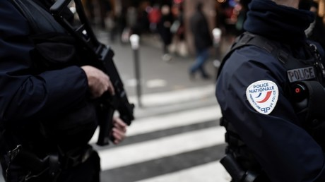 Man, 33, charged in France with planning to carry out terrorist attack