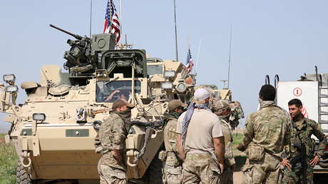 How US went from supporting Syrian Kurds, to backing Turkey against them – in just 9 days