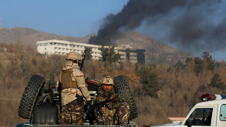 18 people, incl 14 foreigners, killed in Afghan hotel attack – interior ministry