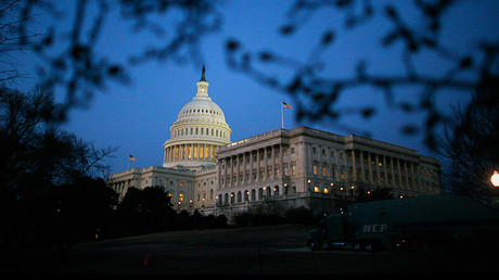 US govt shutdown continues for 3rd day as Senate fails to reach funding deal