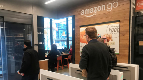 Amazon offices raided in Japan