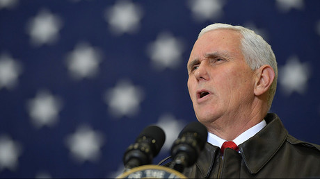 Pence: Iran nuclear deal is disaster & US will withdraw unless it's fixed