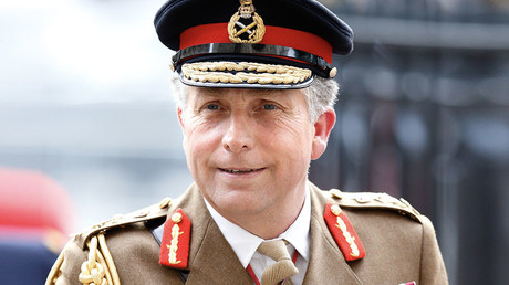 Britain's top Army general begs for more cash so he can fight… guess who