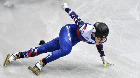 Olympic short track champion Viktor Ahn 'banned' from 2018 Games - report
