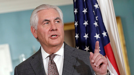 US to send diplomatic team to Europe to discuss Iran nuclear deal - Tillerson