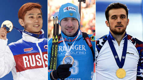 5 Russian Olympic medal contenders who might be barred from 2018 Games