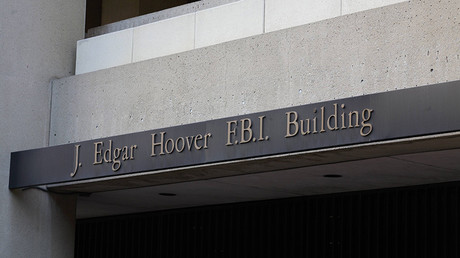 United States J. Edgar Hoover FBI Federal Bureau of Investigation Building, Washington DC © Michael Weber / Global Look Press
